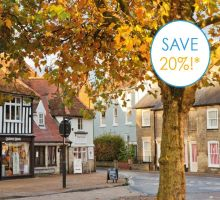Blog title 20% off Autumn and Winter Breaks!